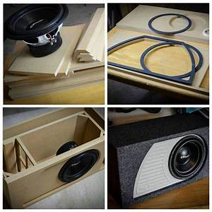 Single 12 Inch PORTED Subwoofer Box Design – CT SOUNDS