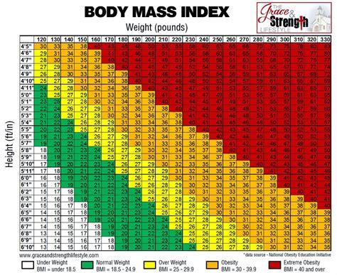 bmi body mass index template calculator deped