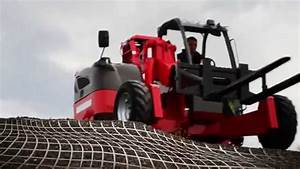 Manitou Tmt Truck Mounted Forklift