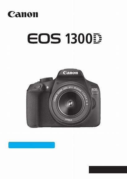 Canon 1300d Eos Emploi Pdf Mode Manual