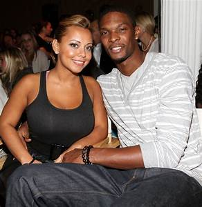 Bosh of the Day: Chef Chris Bosh & wife in the kitchen