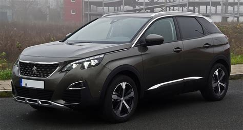 Peugeot Wiki by Peugeot 3008