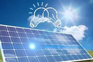 Panneau Solaire Gratuit : bubls tir s et un panneau solaire t l charger des photos ~ Melissatoandfro.com Idées de Décoration