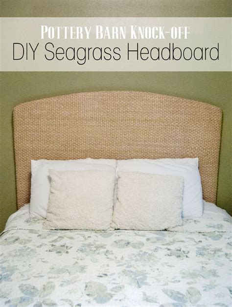 knock pottery barn seagrass chairs 196 best images about diy home beds heads on