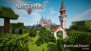 The Witcher Minecraft Building Inc