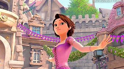 Disney Kingdom Hearts Brunette Dance Sora Tangled