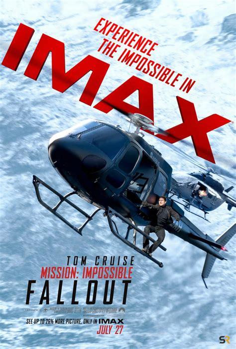 imax  bigger thrills  mission impossible