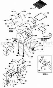 Traeger Bbq07e Bbq Parts