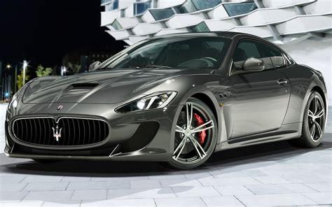 Four-seat Maserati Granturismo Mc Stradale Debuting In Geneva