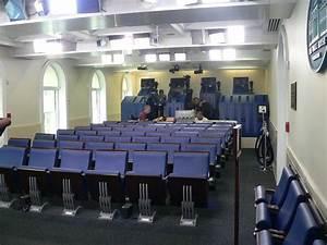 West Wing Press Room Renovation — HSU Builders