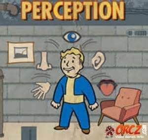 Vault Tec Perk Chart Fallout 4 Perception Training Orcz Com The Video Games