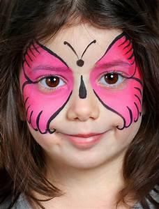 Maquillage Simple Enfant : enfant maquill e id es maquillage enfant simple pinterest pendants comment and d ~ Melissatoandfro.com Idées de Décoration