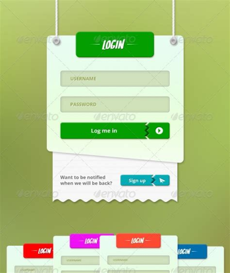 website template with login website template with login page techyv