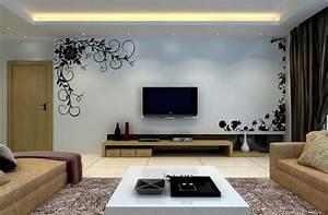 Tv cabinet decor decorative furniture in wall
