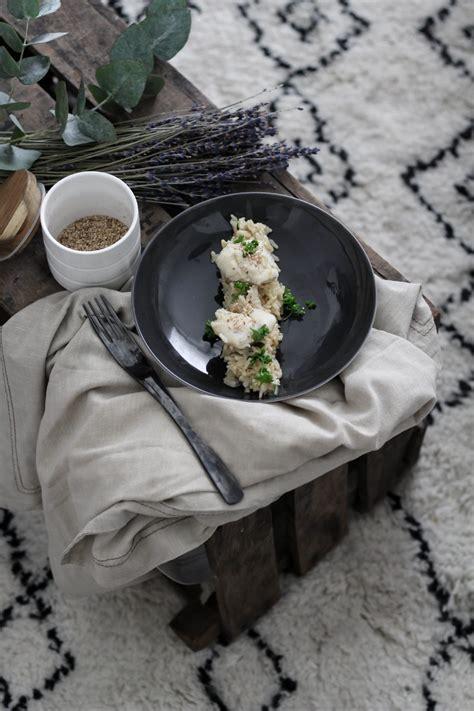 cuisiner les joues de lotte risotto de joue de lotte l 39 instantflo