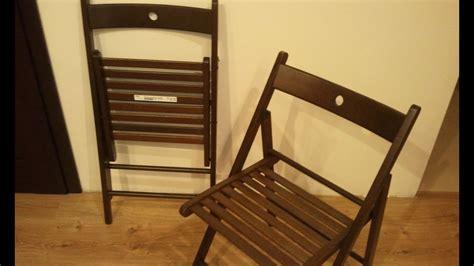 Terje Krzeslo Skladane (ikea