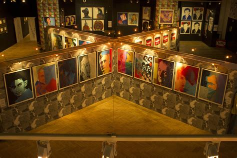 andy warhol and his friends show work in slovakia