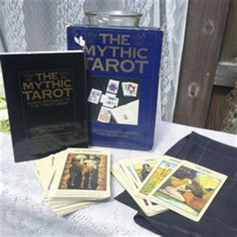 mythic tarot deck book set vintage quot po ke no quot keno pokeno with 12 boards