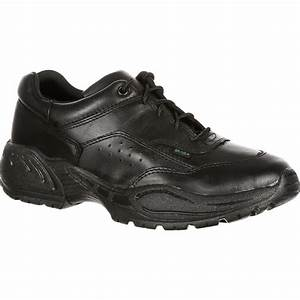 Chart Oil Rocky 911 Athletic Oxford Duty Shoes Made In America