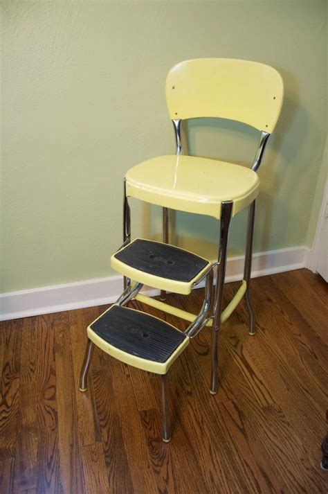 atomic kitchen vintage costco stylaire step stool