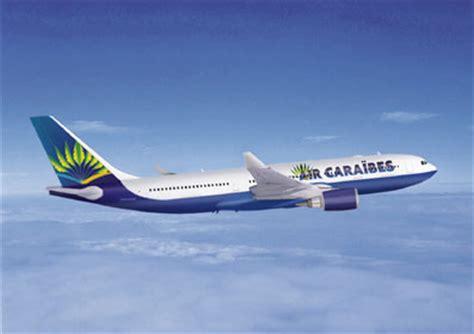 air caraîbes rumeur sur les vols moyen courriers avion