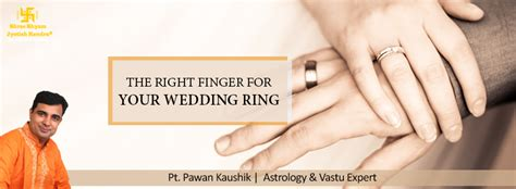 why are wedding rings worn 4th finger of left