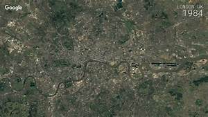 Google Earth's time-lapses show the growth of cities over ...