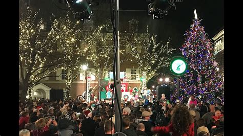 container christmass tree lancaster pa lancaster city tree lighting 2016