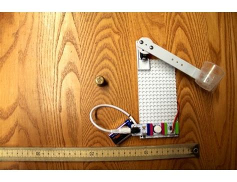 Catapults Projectile Motion Lesson Plan Littlebits