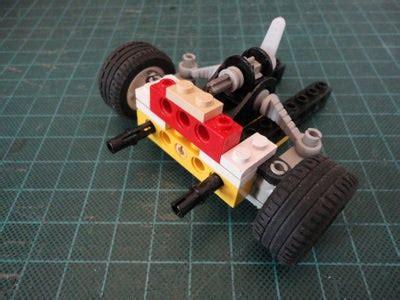 rc lego car redux  steps  pictures instructables