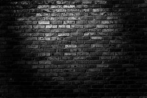 Black Brick Wall Wallpaper Hd Dark For Mobile High Quality ...