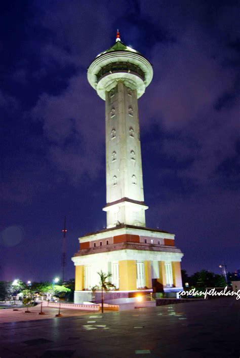 yuk tengok isi menara masjid agung jateng