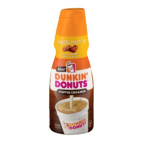Choose from contactless same day delivery, drive up and more. Dunkin' Donuts Hazelnut Coffee Creamer 32 fl. oz. Bottle | Hy-Vee Aisles Online Grocery Shopping