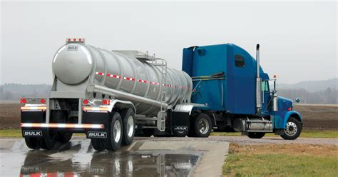 Bulk Tank Trucking Company