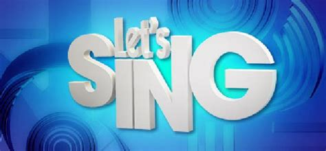 Let's Sing Free Download « Igggames