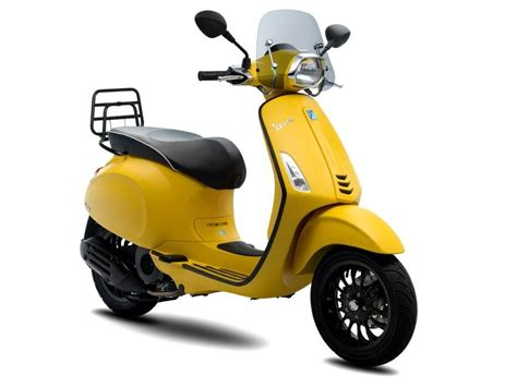 Vespa Sprint Image by Special Vespa Sprint 150 Ie Iget Abs Sport Edition