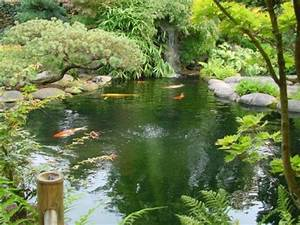 Garten Mit Teich : japanischer garten teich ~ Buech-reservation.com Haus und Dekorationen