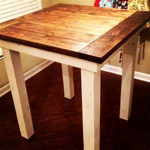 Married Filing Jointly (MFJ): DIY Kitchen Table