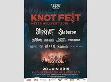 KnotFest France 2019 20062019 Clisson Pays de la