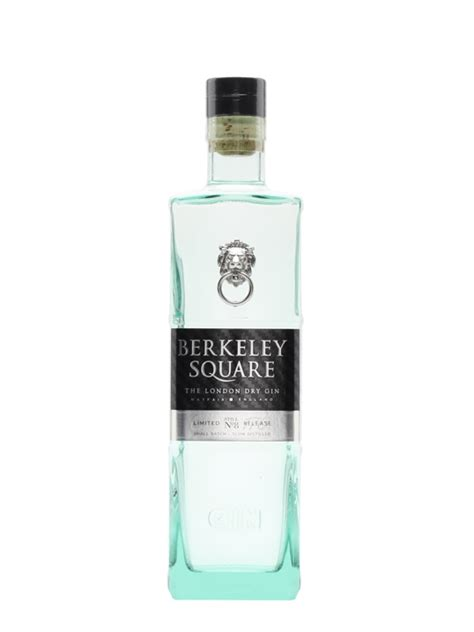 berkeley square gin    limited release cl