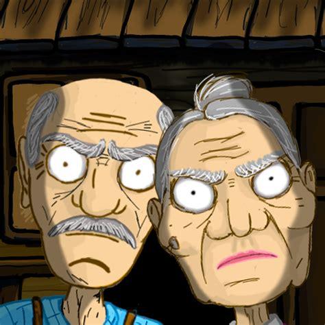 grandpa  granny house escape  mod apk apkdlmod