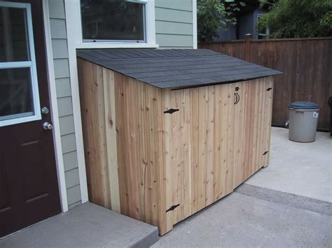 side storage shed side of house shed fence shed side deckmastersnw side