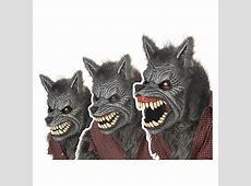 Ani Motion Werwolf Maske, ANIMOTION MASKEN, die absolut