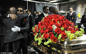 Michael Jackson's funeral and memorial service take place ...