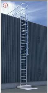 Leiter Mit Rückenschutz : b 133 steigleitern ~ Frokenaadalensverden.com Haus und Dekorationen