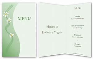 Modele De Menu A Imprimer Gratuit : visuel modele menu a imprimer gratuit ~ Melissatoandfro.com Idées de Décoration