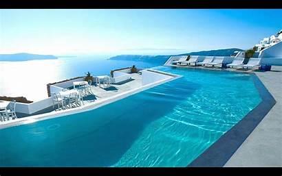 Hotel Swimming Pool Desktop Wallpapers Background Mobile