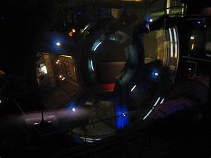 Secret Room Inside the Mission Space Attraction at Epcot ...
