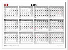 Calendario 2019, Perú Michel Zbinden es