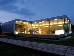 modern prefab home plans and prices : Modern Modular Home